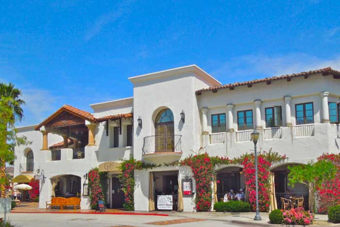 Grill On Main Palm Springs Real Estate