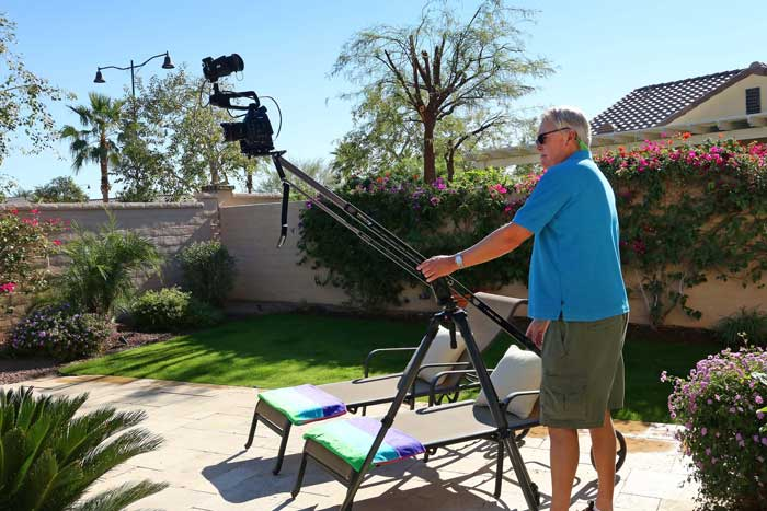 Video Shoot Bill 700x467 77878 053 Palm Springs Real Estate