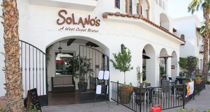 Solonos Bistro Laquinta 700 3434 Palm Springs Real Estate