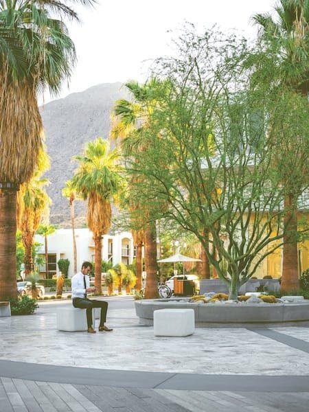 Downtownpalmsprings Palm Springs Real Estate