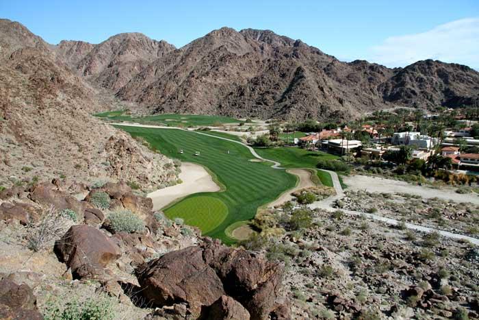 La Quinta Resorts Mountain Course Palm Springs Real Estate