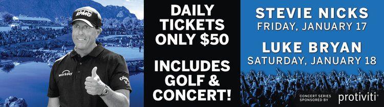 Amex Header Golf Concert 123119 V2 02 Palm Springs Real Estate