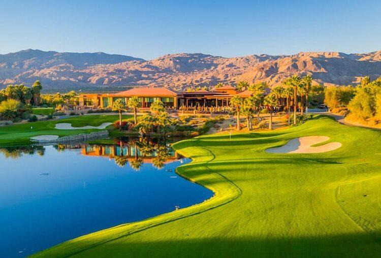Desert Willow Golf Resort  Palm Springs Real Estate